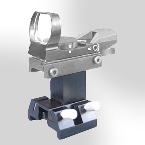 """Dovetail Stalk & Shoe - F002 MRF Finder to 2.5"""" &  3"""" Focusers or Clamshells - F002F"""