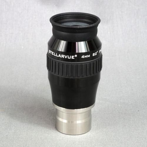"Stellarvue 4 mm Ultra Wide Angle 1.25"" Eyepiece - EUW-04.0"