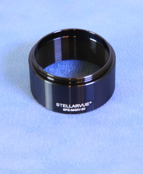 42 mm Extension Tube - 20 mm Length - SFE-M42-020