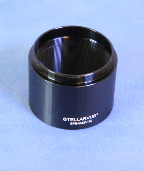42 mm Extension Tube - 30 mm Length - SFE-M42-030