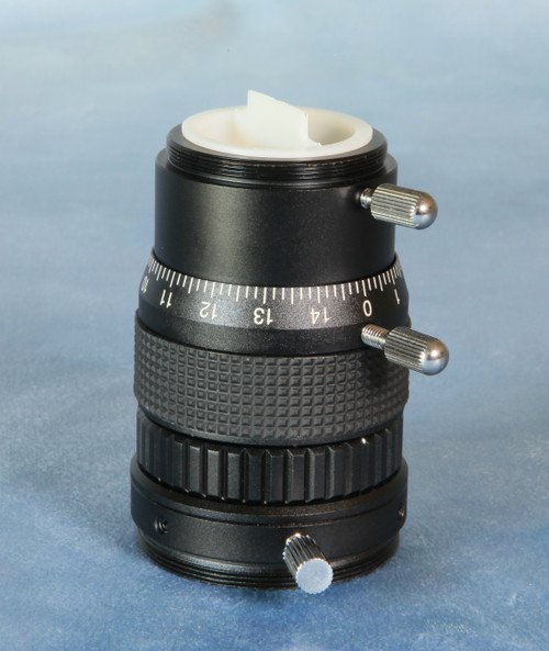 3. Non Rotating Helical Focuser