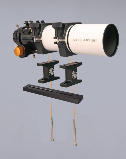 Stellarvue Riser Set with Vixen Rail - RSS-V