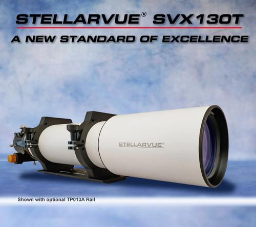 Stellarvue SVX130T Apo Triplet Refractor