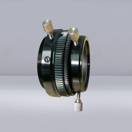 "SER-M63 2"" Rotator for focusers using M63 thread"