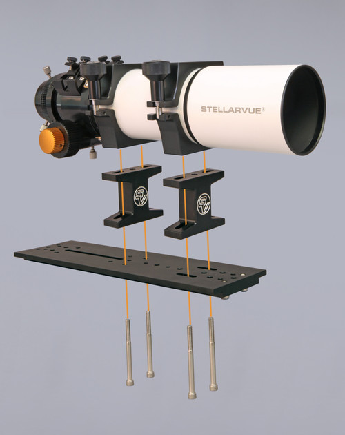 Stellarvue Riser System with Losmandy Rail