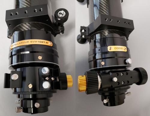 Stellarvue SVX102T-R Premier Apochromatic Triplet Refractor