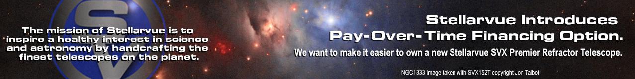 Finance your Stellarvue