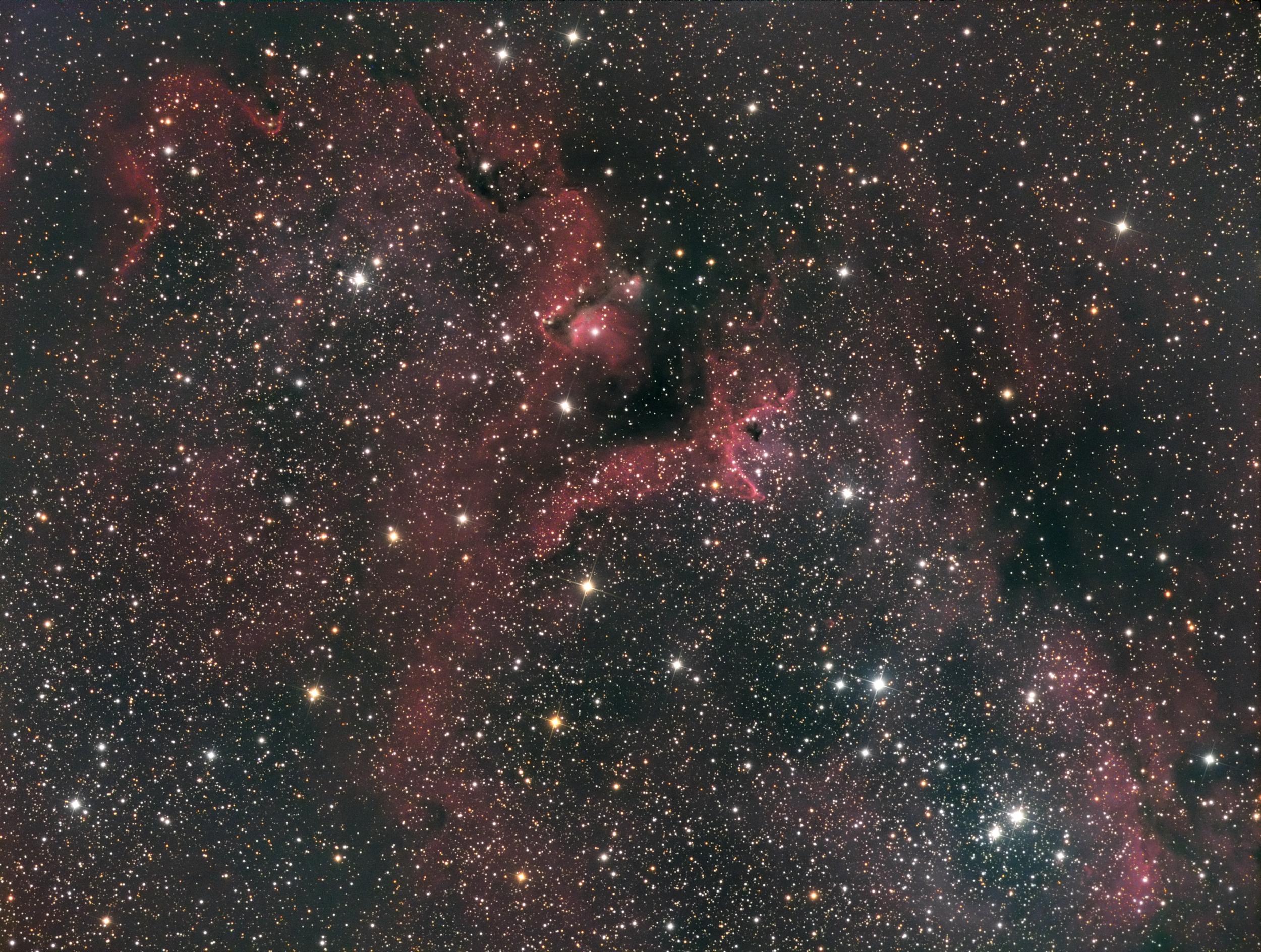 IC 1848 Soul Nebula - Charles Lillo