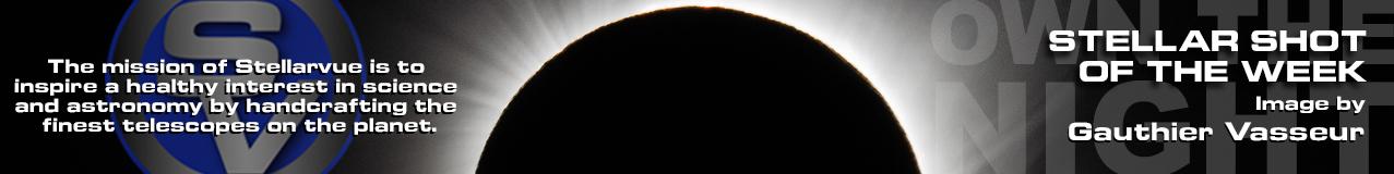 2019 Lunar Eclipse, Chile by Gauthier Vasseur