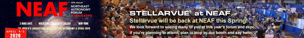 Stellarvue at NEAF