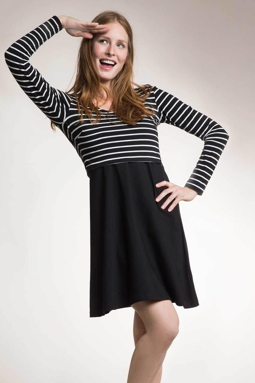 3d1c9066cc Boob Design Wide Skirt Simone Nursing Dress