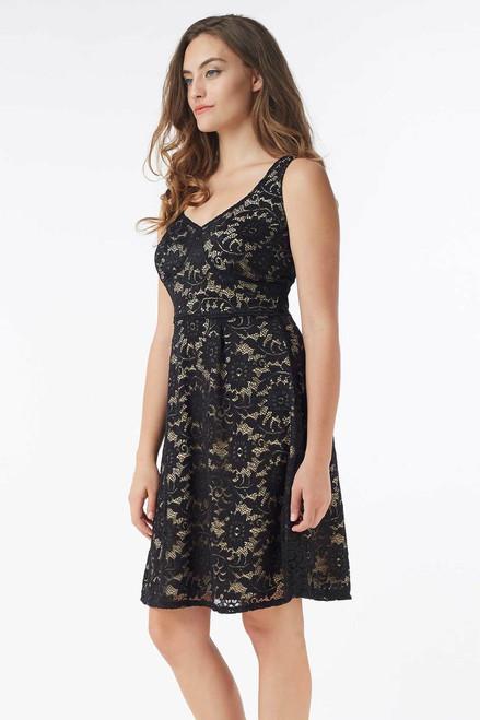 d3b08206f58bf Mothers En Vogue Sage Sleeveless Lace Nursing Dress, Antique Pink ...