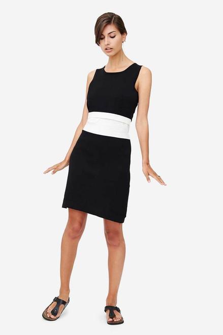 cdf3ec7900 ... Milker Nursing Wear Miller Sleeveless Organic Nursing Dress