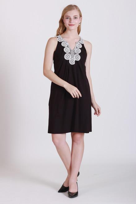 014cea0e9fe Mothers En Vogue Joole Nursing Dress, Black