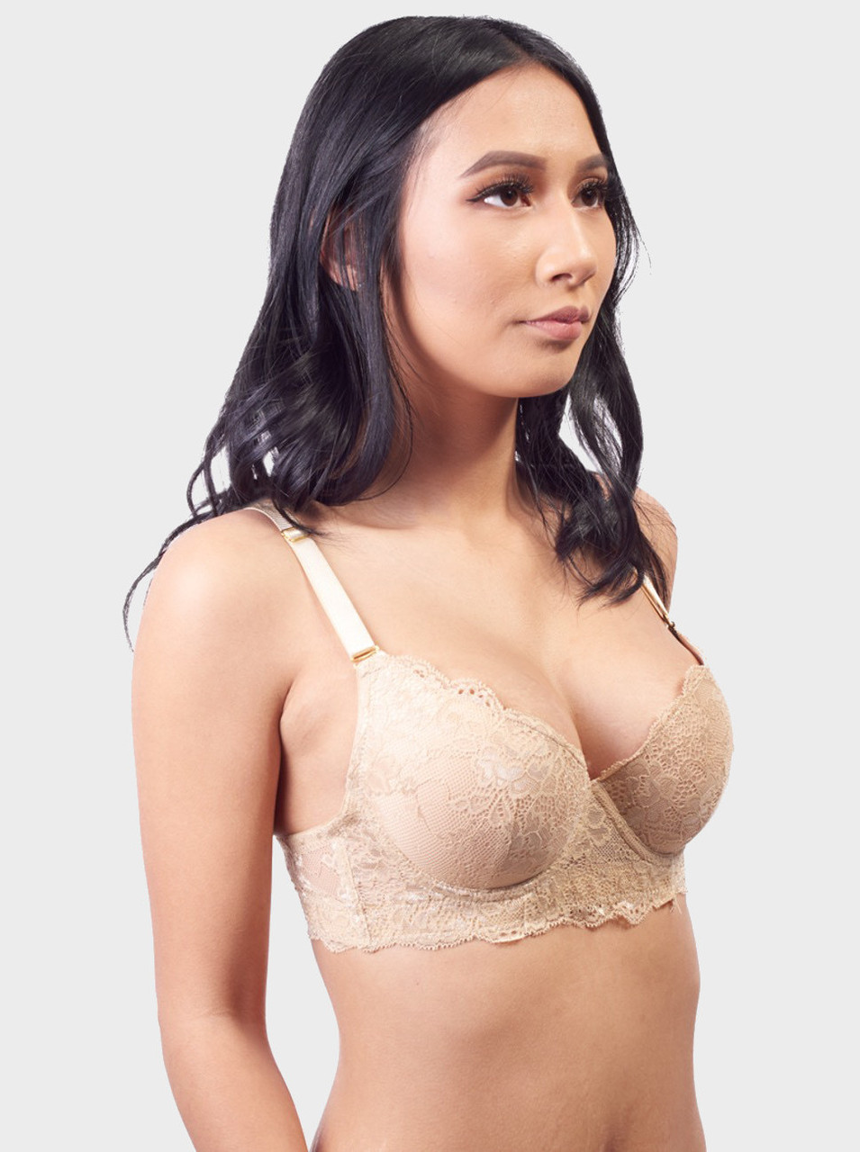 9e991439a8e All Over Lace Full Cup Bra | NEXXT TO SKIN