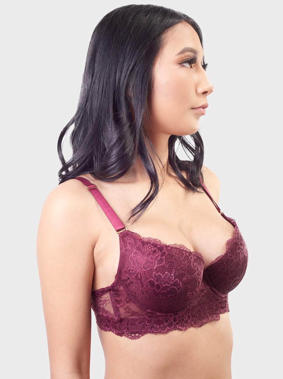 All Over Lace Full Cup Bra