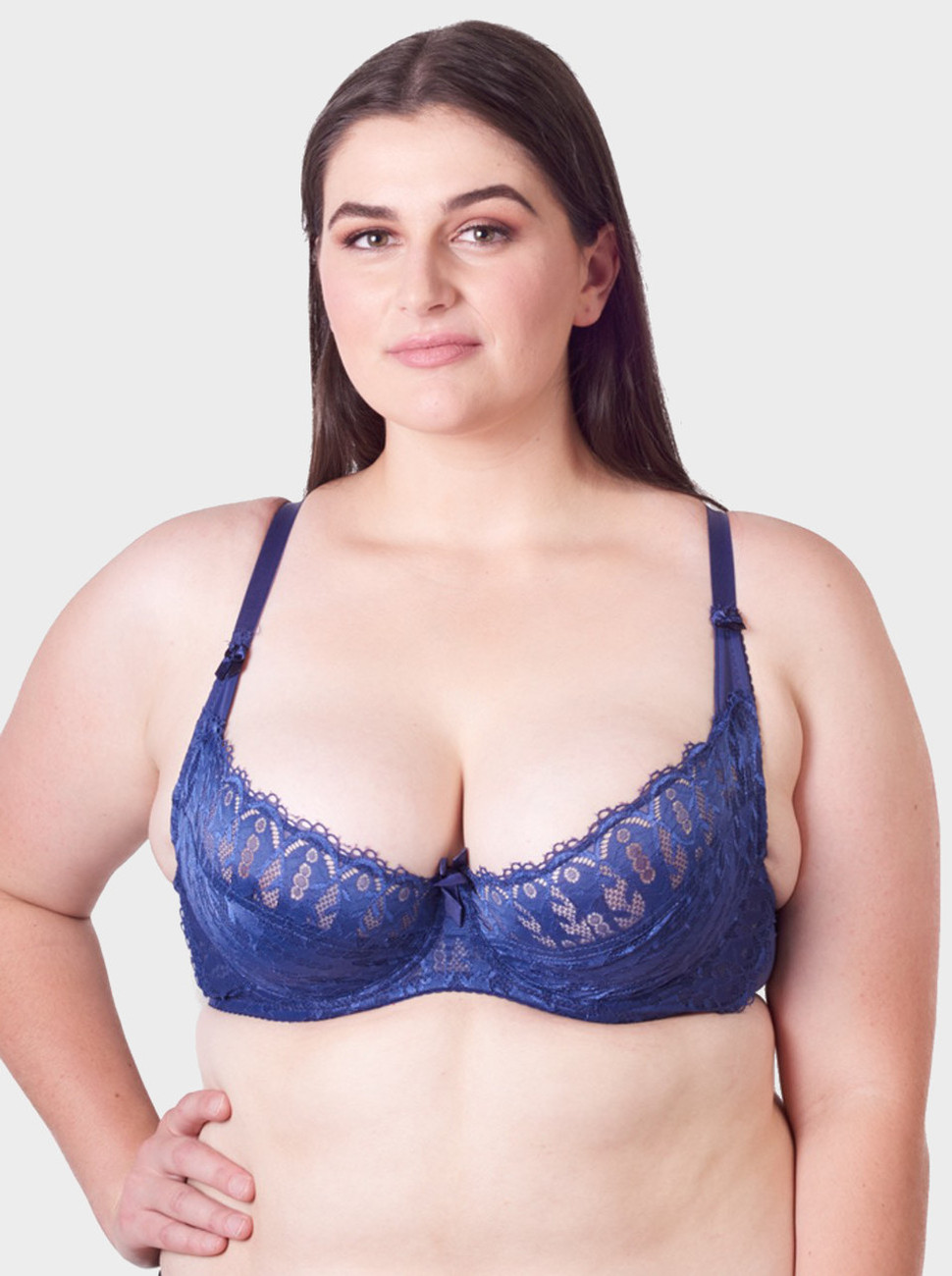 Mandy All Over Lace Bra