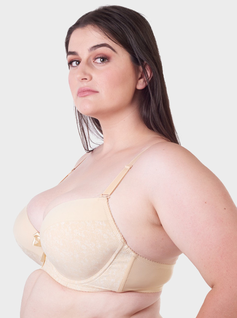 Soft Padded Full Cup T-Shirt Bra