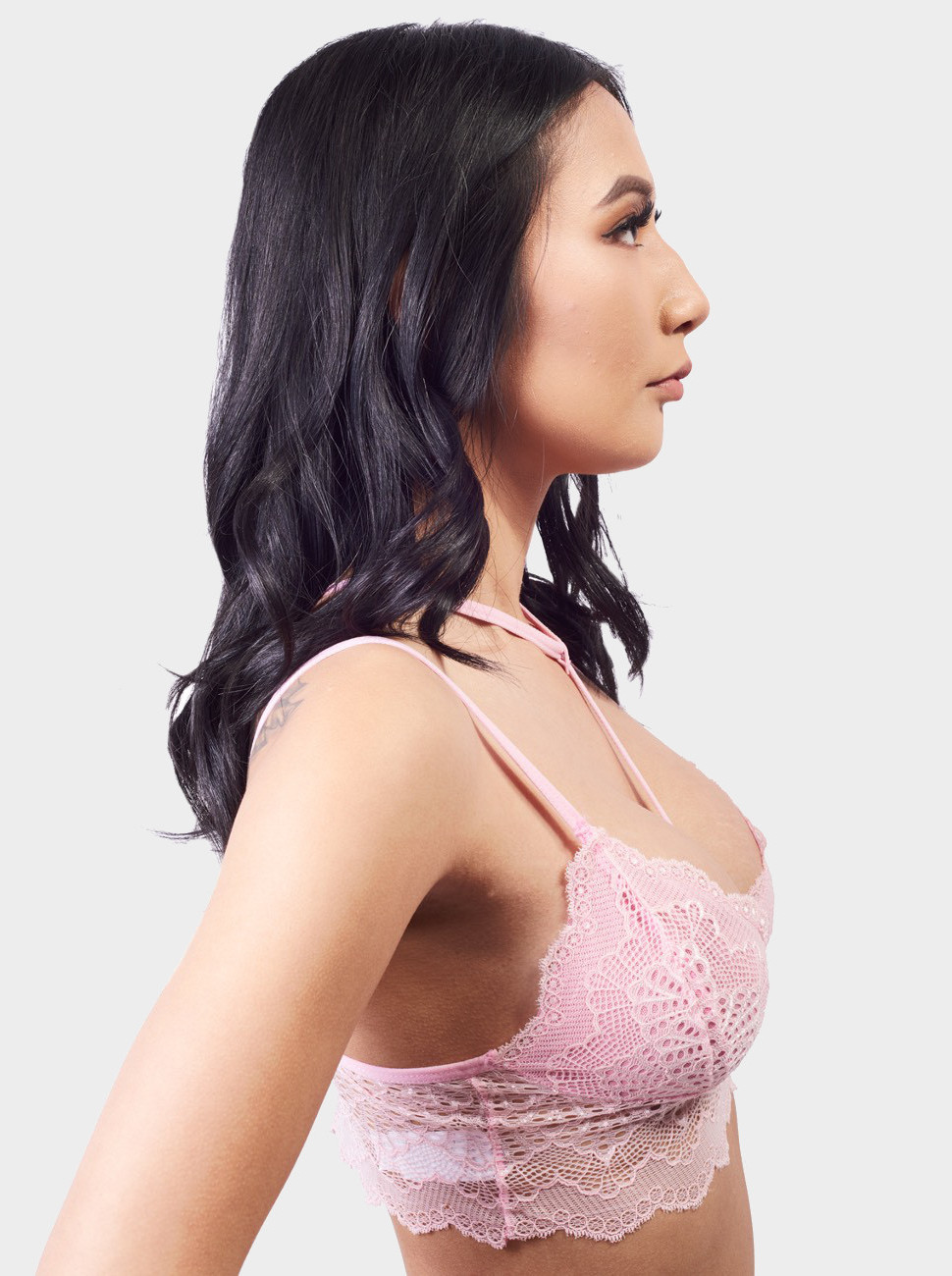 Camila Lace Bralette Top