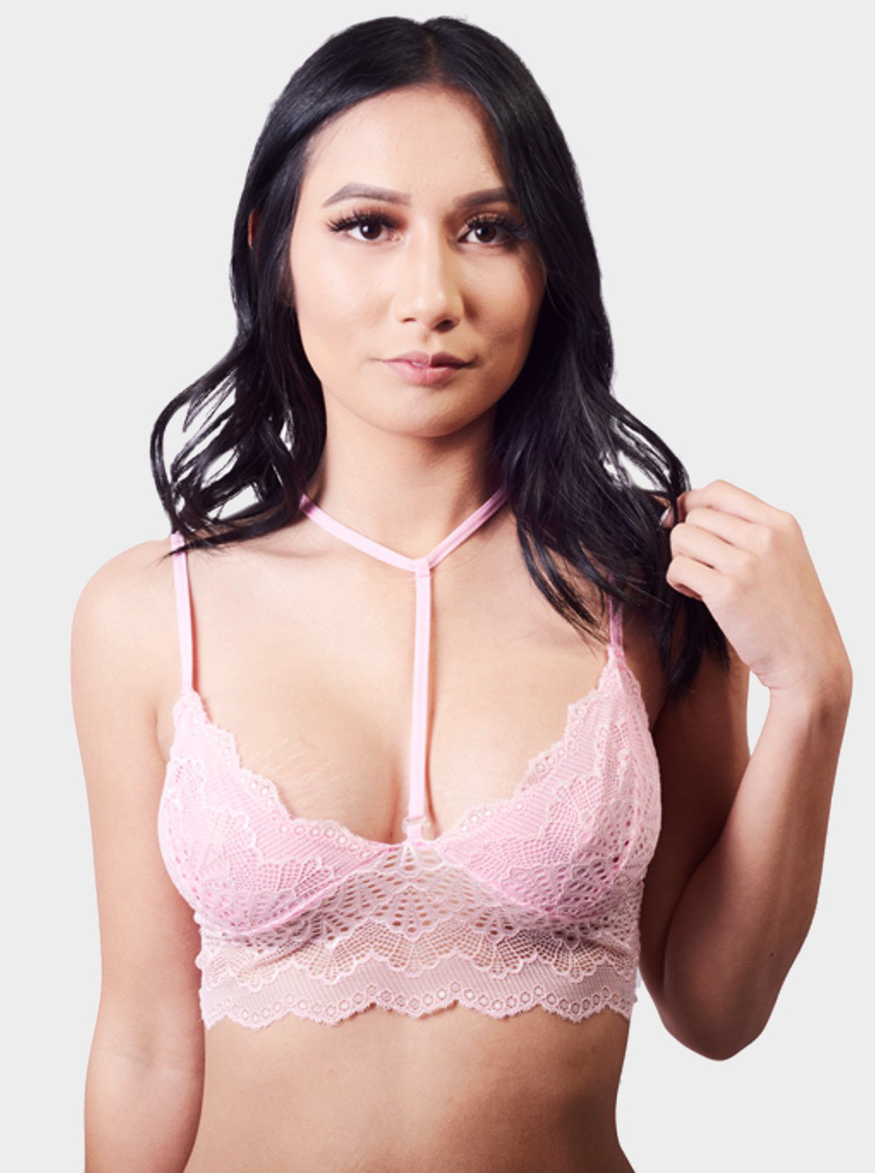 Camila Lace Bralette Top