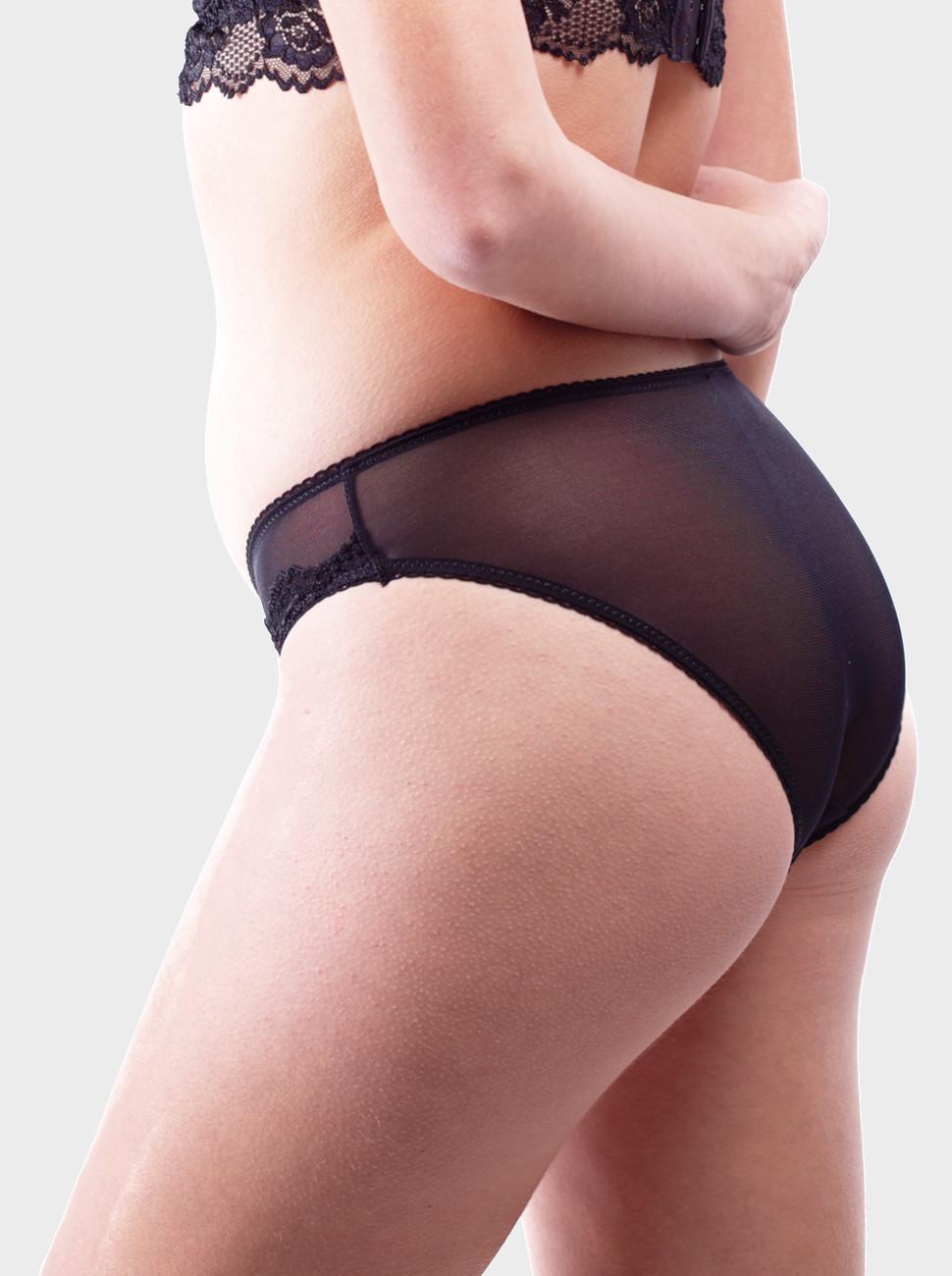 Veronica Lace & Mesh Bikini