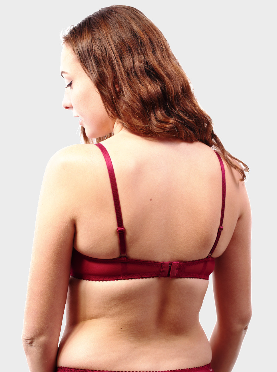 Romana  Plunge Push Up Bra