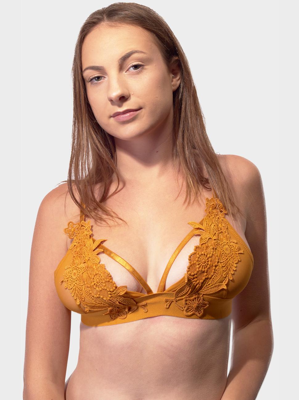 Fiona Mesh Bralette