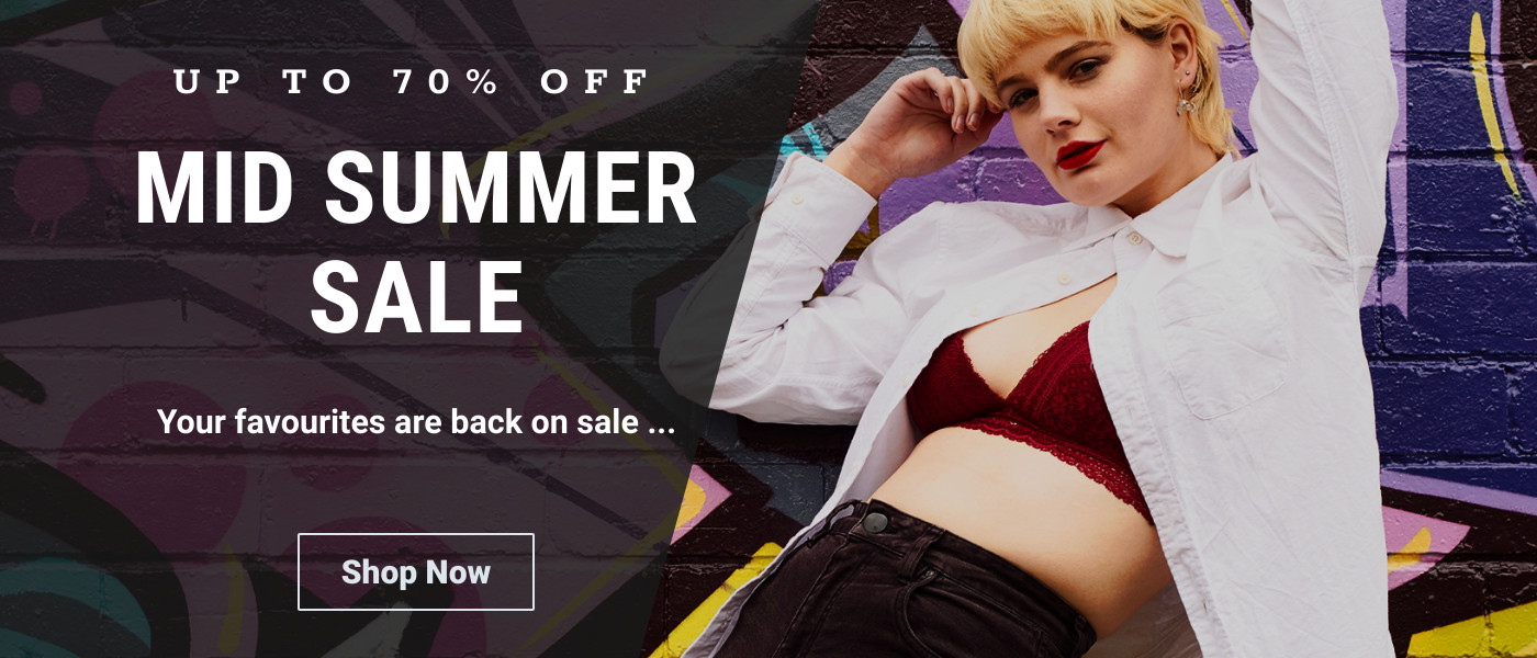 MID SUMMER SALE