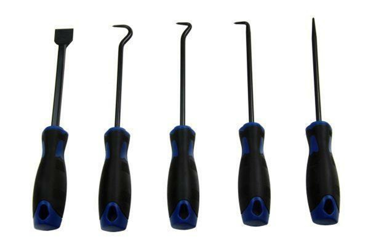 US PRO Tools 5pc Pick And Hook Set 100-305mm 5038