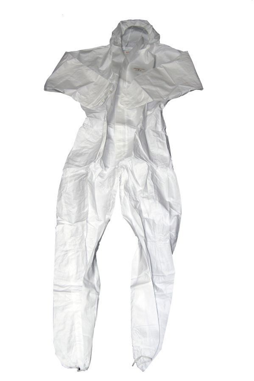 Resolut category III 5/6 micro porous film disposable large coverall B2867