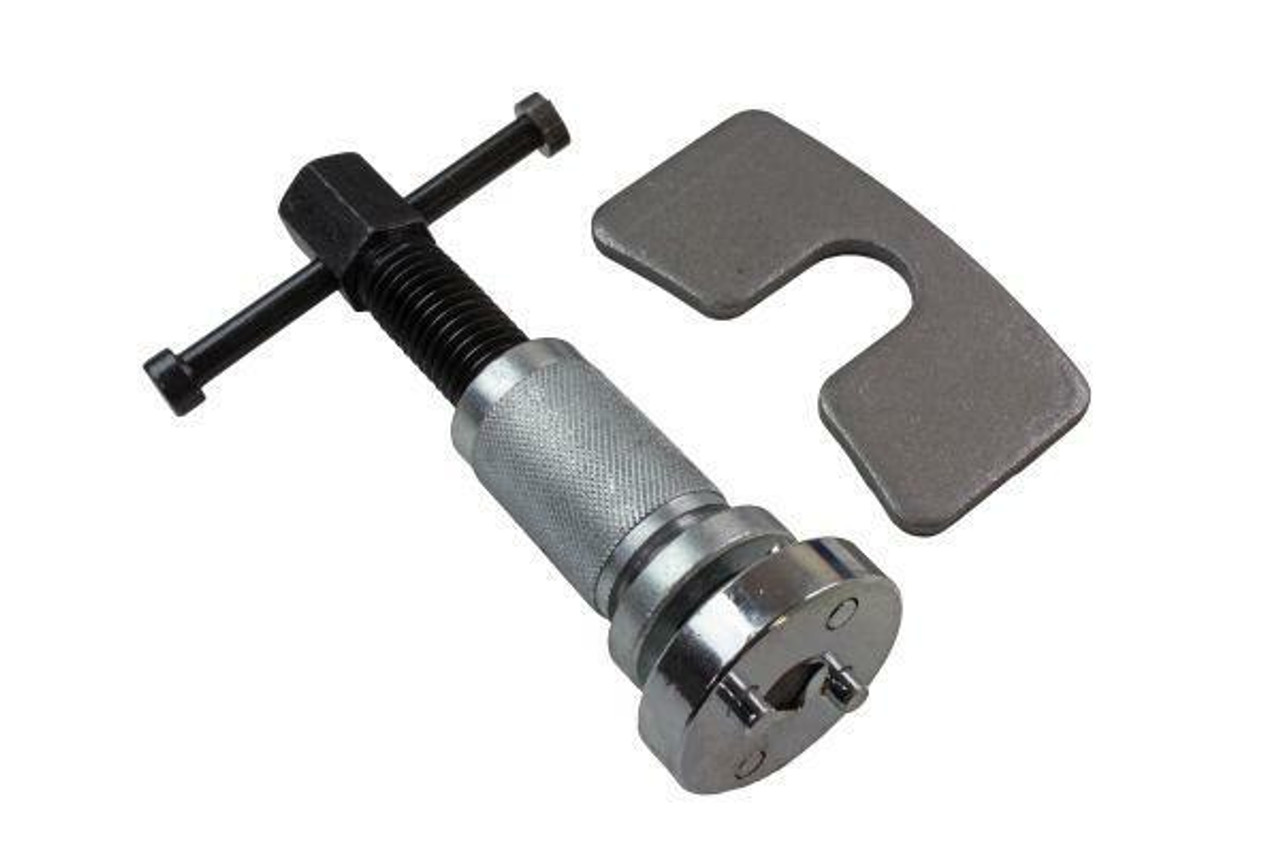 AB Tools-US Pro Brake Calliper//Calliper Wind Back rewind tool left hand with backing plate AT153