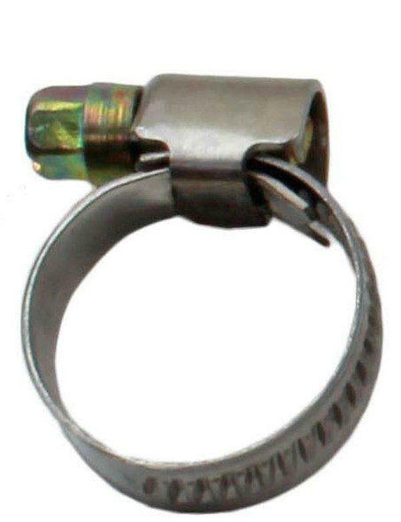 US PRO Tools 12 - 22mm zinc plated Steel Hose clamps Jubilee clip style 10 pack 2995