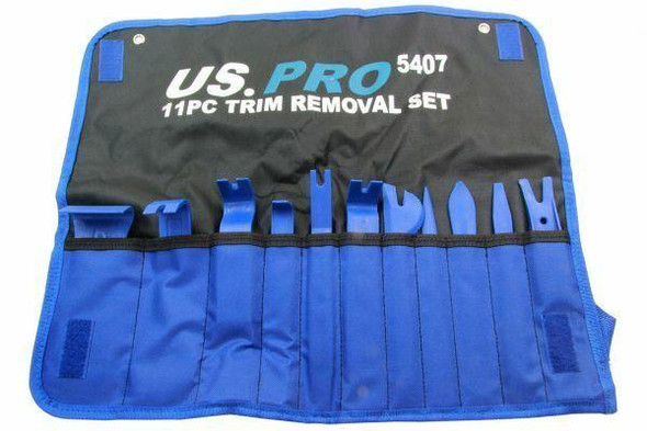 US PRO 11pc Mini Panel Trim Removal Molding Tool Set 5407