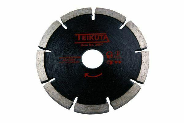 Teikuta Diamond Mortar Raking Disc 115mm Angle Grinder Disc 5.25mm thick 2967