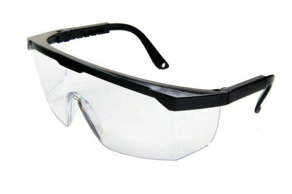 US PRO Tools Safety Glasses UV Protection Eye Protection PPE Adjustable Fit 2988