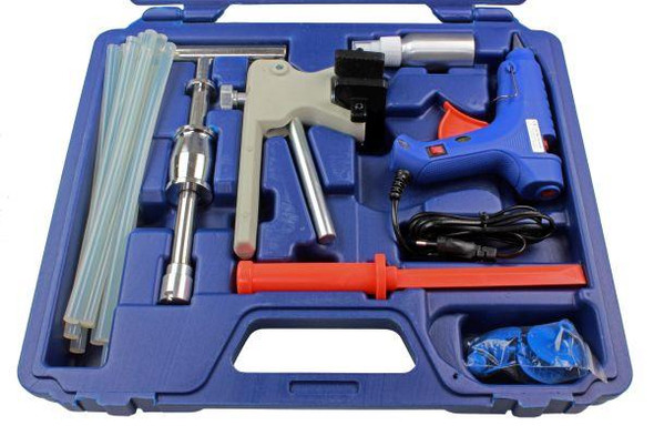 US PRO Tools Paintless Dent Removal / Dent Repair Set Glue Pulling Dent 5451