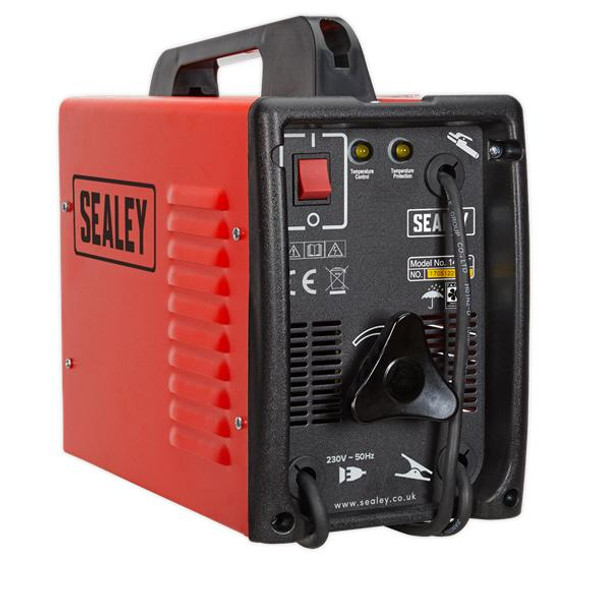 Sealey Arc Welder 140A with Accessory Kit - 140XT
