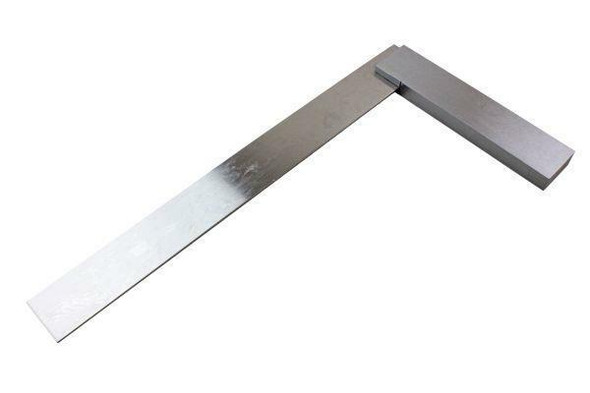 US PRO Tools 12 300mm Engineers Set Square Stainless Steel 2688