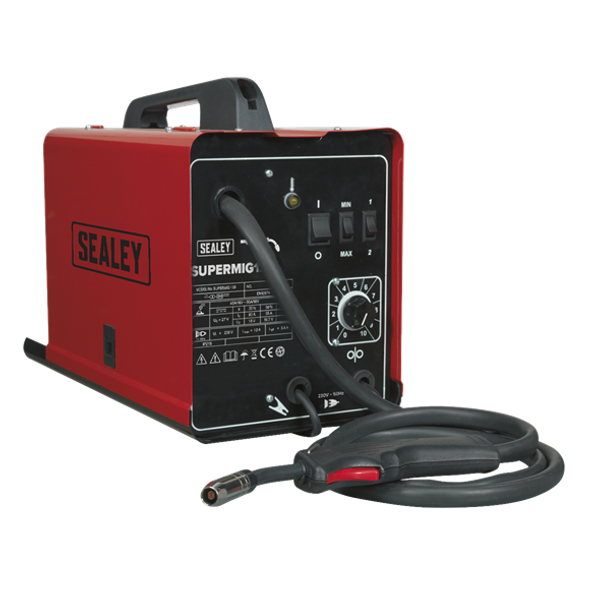 Sealey Mini MIG Welder 130A 230V SUPERMIG130
