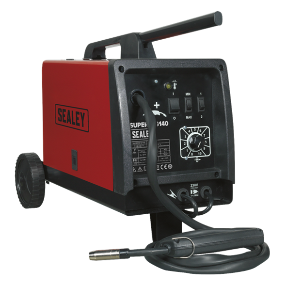 Sealey MIG Welder 140A 230V SUPERMIG140
