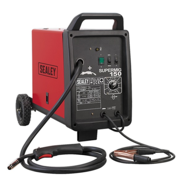 Sealey Professional MIG Welder 150A 230V SUPERMIG150