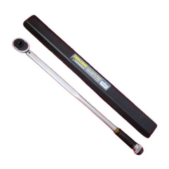 """Toolzone Elite 3/4"""" Torque Wrench 100-500Nm + Cal+Ln SS025"""