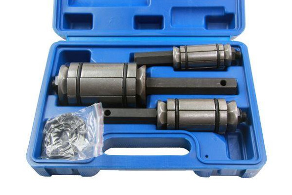 US PRO Tools 3pc Exhaust Tailpipe, Pipe Expander Set 6263