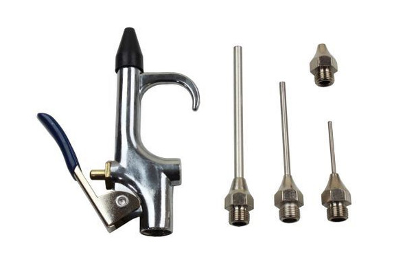 US PRO 5pc Dust Gun Set With Top Mounted Triggers 8782