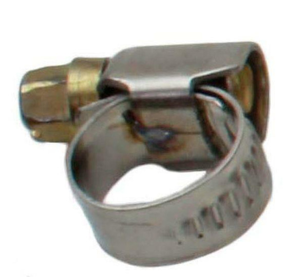 US PRO Tools 8 - 12mm Zinc Plated Steel Hose clamps Jubilee clip style 10 pack 2993