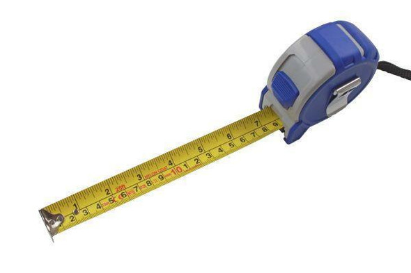 US PRO Tools 7.5 Meter / 25FT Grip Lock Tape Measure With Nylon Coating 9064