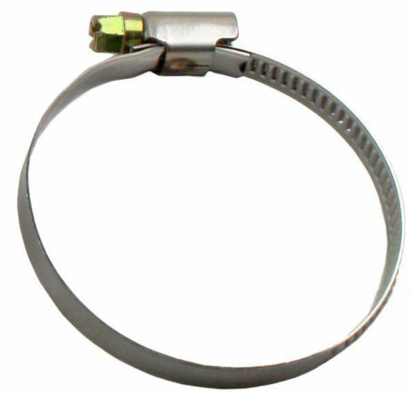 US PRO 100 x 40 - 60mm zinc plated Steel Hose clamps Jubilee clip style 2999