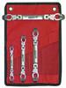 Metric Ratcheting Flex Head Line Wrench Set SRR-LW700