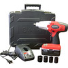 """Cordless 24V 1/2"""" Impact Wrench Kit with One Battery"""
