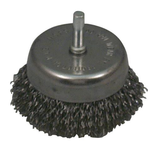 "14020 2 1/2"" WIRE CUP BRUSH"